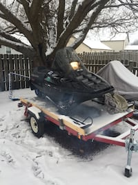 Polaris snowmobile  Chicago Heights, 60411