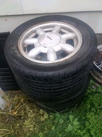 Mazda miata Daisy rims and tires Elmira, N3B 1X7