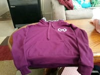 Purple (Love) Pullover  Size Smal Worcester, 01604