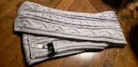 Woolen scarf new (with tags) Brampton