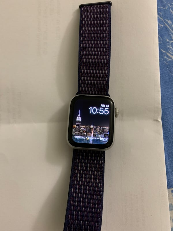 Nike+ Apple watch Aluminium Series 4 Cellular 40mm with Apple care a92ebb40-84af-4128-b708-80c225062e57