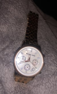 Female Michael Kors Watch Shively