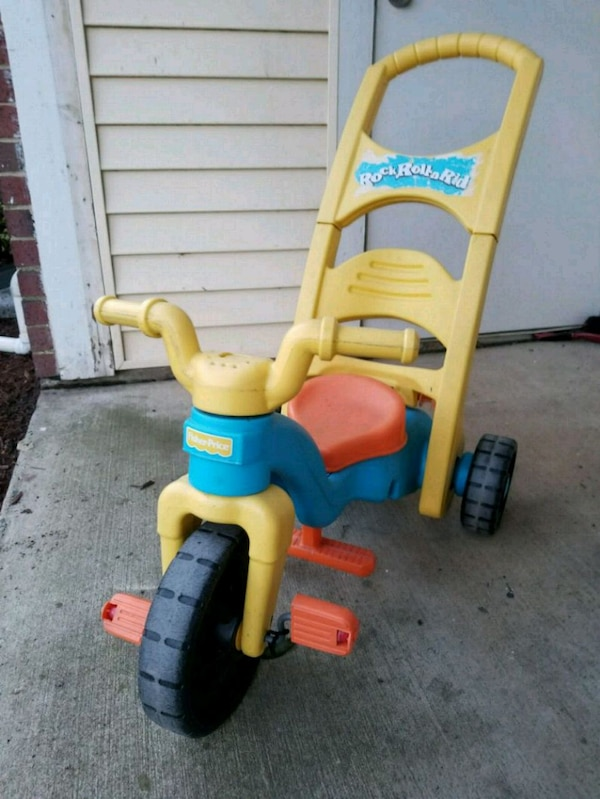 Fisher-Price Rock, Roll 'n Ride   18b12467-0ad3-40b3-af29-649370a6433d
