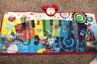 Mickey Mouse Toddler Musical Mat Barely Used  Stonewood, 26301