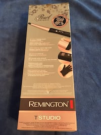 (New) Remington T-Studio Curling Wand 67 km