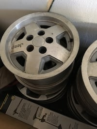 Jeep rims College Station, 77845
