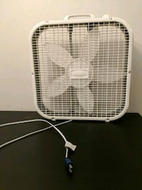 Lasko box fan Brooklyn, 11221