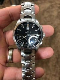 Tag Heuer Link Calibre S Chronograph Watch  Suffield, 06078