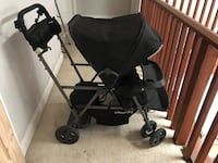 Joovy Ultralight double stroller Brookeville, 20833