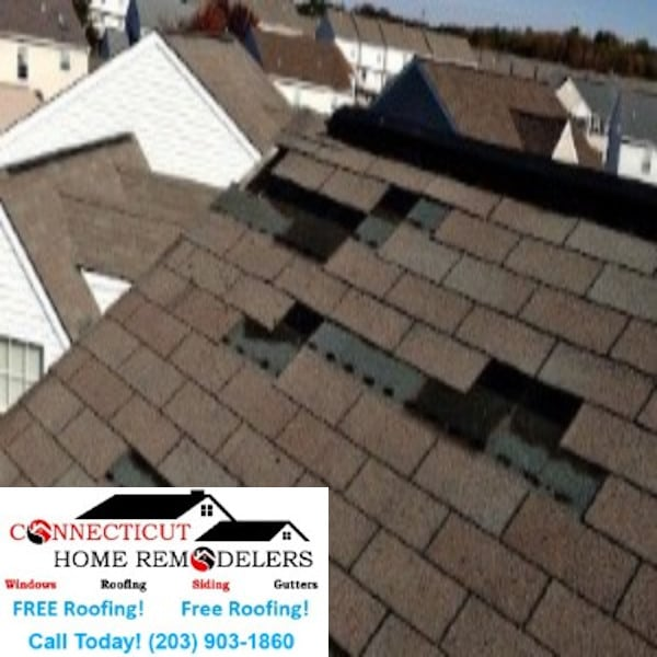 Bridgeport Get Your Roof Replaced FOR FREE TODAY!