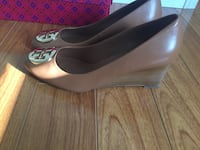Tory Burch Wedges Size 9 Vaughan, L6A 2Y1