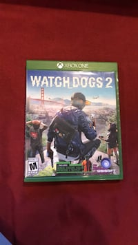 Watch dogs 2 (Xbox one) Leesburg, 20176