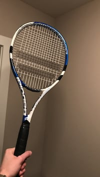 Babolat tennis racket Reston, 20190