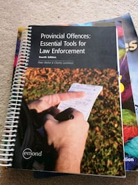 Provincial offences textbook  Mississauga, L5N 6K8