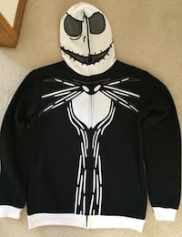 New with tag Nightmare before Christmas hoodie