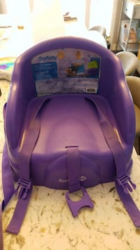 Safety First Booster Seat 617 km