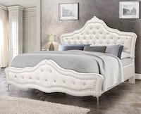 New Full size BedFrame (queen and EKing also available) Culver City, 90233