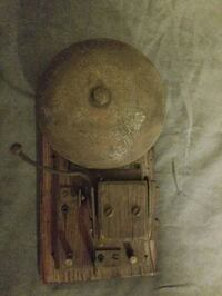Antique Fire Alarm Wall Mount