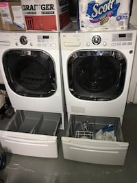 LG Washer and dryer New York, 10306
