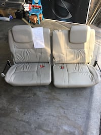 Brand new 2003-2006 Lexus GX470 Third row leather seats Los Angeles, 91405