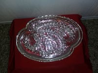4 piece beautiful crystal serving dishes!! Las Vegas, 89129