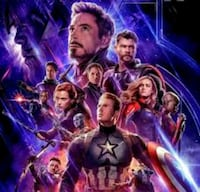 Avendgers endgame movie tickets  Milpitas, 95035