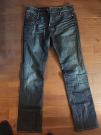 G-star Raw Black jeans size 33 never worn