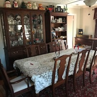 Solid cherry Pennsylvania House dining set  Nashville, 37013