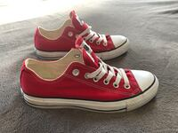 pair of pink Converse All Star low-top sneakers San Marcos, 92069