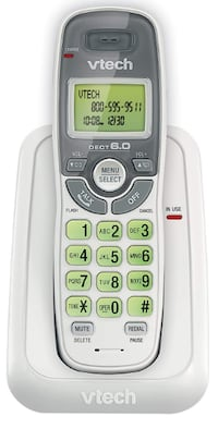 Vtech Dect 6.0 Single Handset Cordless Phone with  Toronto