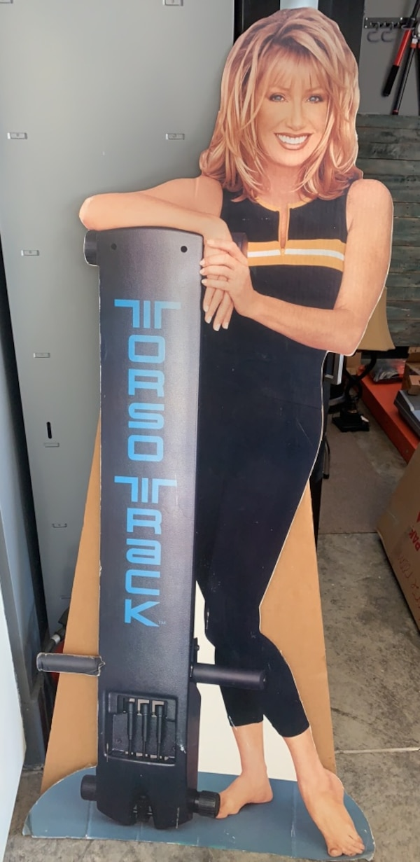 Suzanne Somers Cardboard Standup 90560fd0-212c-4ab9-bc5c-d3e2b86955d0