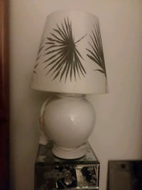 white and brown table lamp Swansboro, 28584