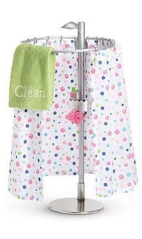 American Girl Fresh and Clean Shower-NIB **Retired** Falls Church, 22046