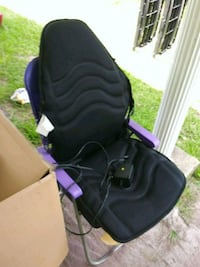 Viberating seat with heat , adjustable speed and h Long Beach, 39560