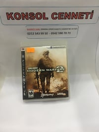 CALL OF DUTY MODERN WARFARE 2 - PS3 - TAKAS - OYUN - KONSOL CENNETİ - BAKIRKÖY Kartaltepe