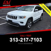 2015 Jeep Grand Cherokee Limited Highland Park