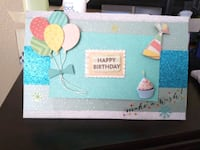 Personalized homemade cards Salt Lake City