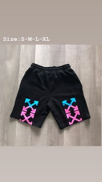 Short pants off white Mississauga