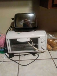 white toaster oven Troy, 12180