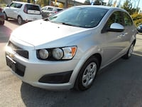 2014 Chevrolet Sonic Silver Surrey, V3T 2T3