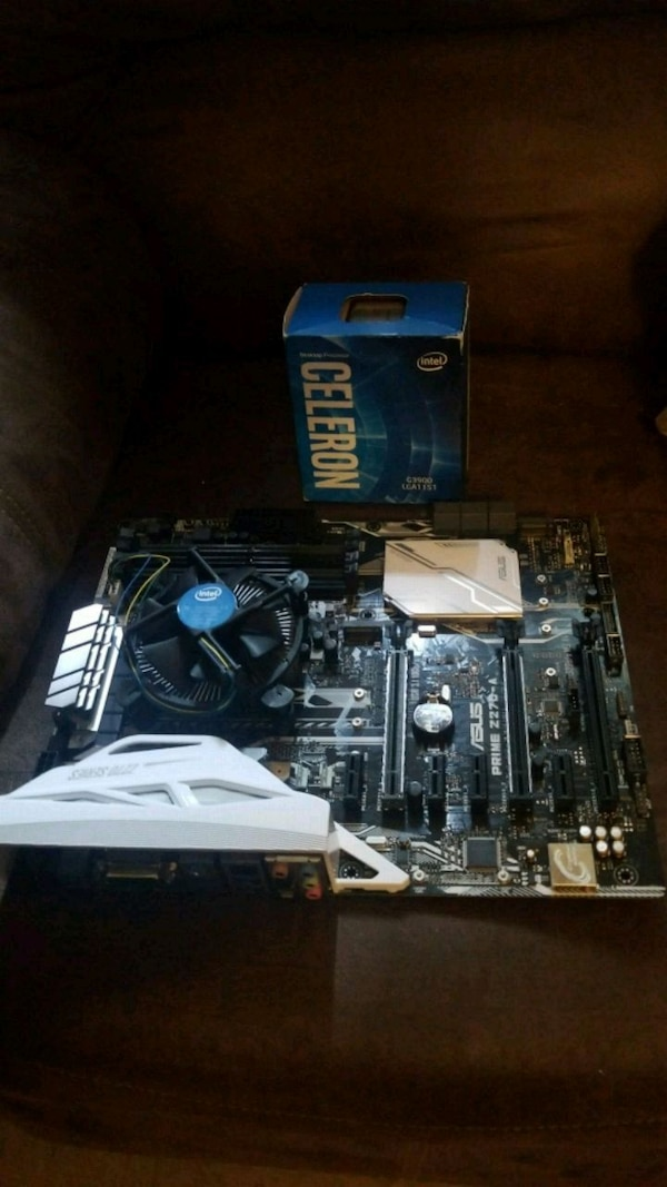 PC MOTHERBOARD ASUS PRIME Z270-A NEW