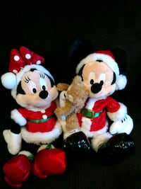 two Mickey Mouse plush toys Centereach, 11720