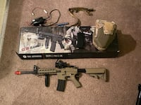 Airsoft rifle (not a real gun) and accessories Smyrna, 37167