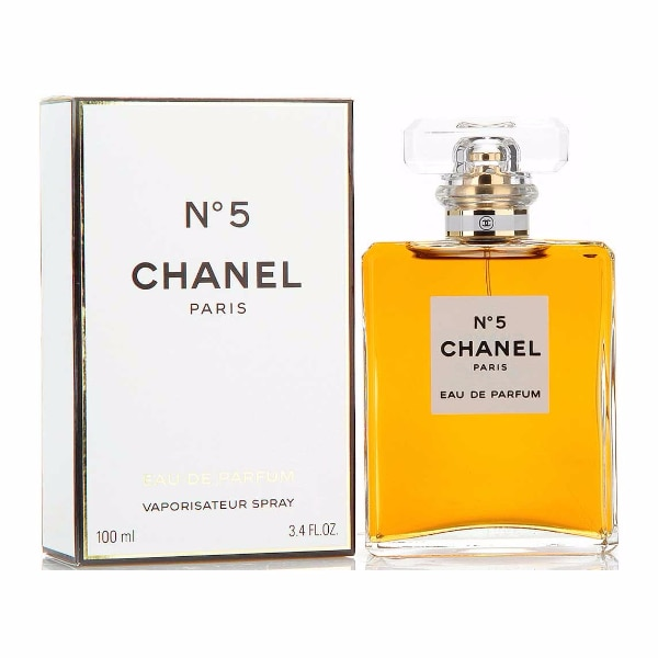 Used New And Sealed Chanel N5 Eau De Parfum Spray 100ml For Sale