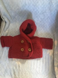 Knitted jacket 0-3 months Ontario, 91764