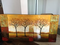 painting of trees and trees Oakville, L6H 0J2
