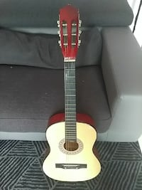 Guitare rouge Fontenay-aux-Roses, 92260