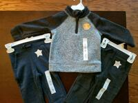 NEW 12-month baby boy clothes Rockville, 20855