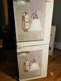 Pair of Wall Sconces Brand New In Box St. Catharines, L2P 3G1