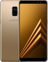 Samsung A8 Plus Gold